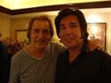 Engelbert with Scott Dee at the Paris Hotel in Las Vegas