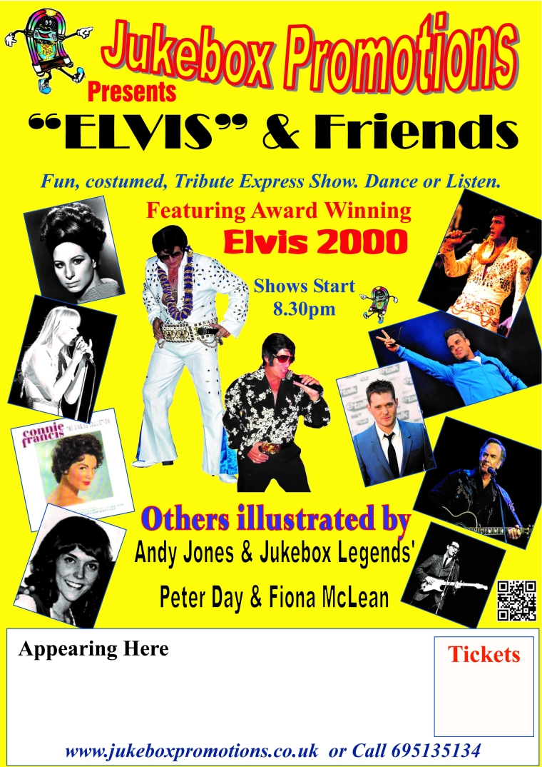 Elvis and friends - POSTER.pub